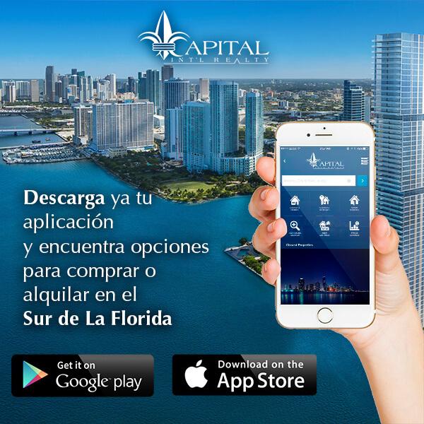 Nueva APP para buscar propiedades en el Sur de la Florida