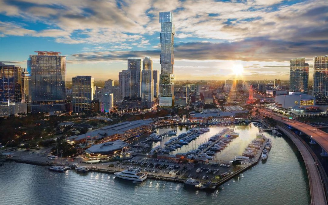 Miami is getting its first Waldorf Astoria hotel — and it will change the city's skyline